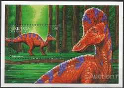 Grenada, Prehistoric animals, 1997, 1 stamp