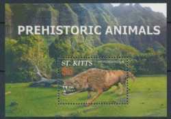 Saint Kitts and Nevis, Prehistoric animals, 2005, 1stamp