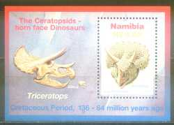 Namibia, Prehistoric animals, 1997, 1 stamp