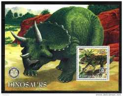 Prehistoric animals, Eritrea, 2002, 1stamp