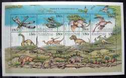 Comoros, Prehistoric animals, 1999, 28stamps