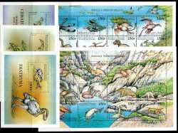 Comoros, Prehistoric animals, 1999, 27stamps