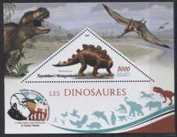 Madagascar, Prehistoric animals, 2019, 1stamp